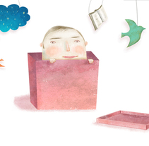 Boxman. A Illustration project by Javier  Monsalvett - 10.15.2014