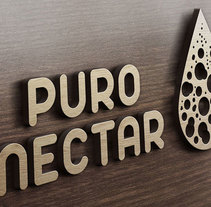 Puro Néctar. A Br, ing, Identit, Packaging, and Product Design project by Roberto Arróniz Velázquez - 08-10-2014