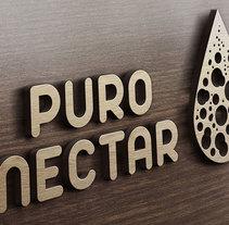 Puro Néctar. Um projeto de Br, ing e Identidade, Packaging e Design de produtos de Roberto Arróniz Velázquez - 08-10-2014