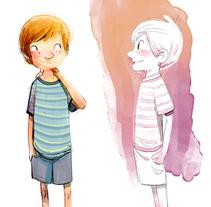 Character designs (II). Un proyecto de Diseño de personajes e Ilustración de Oriol Vidal - Viernes, 10 de octubre de 2014 00:00:00 +0200