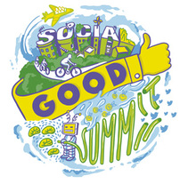 Social Good Summit 2014. A Design, Illustration, and Art Direction project by FRANCISCO POYATOS JIMENEZ         - 23.09.2014