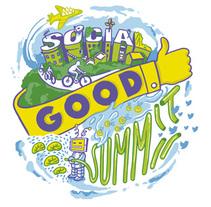 Social Good Summit 2014. Un proyecto de Diseño, Ilustración y Dirección de arte de FRANCISCO POYATOS JIMENEZ         - 23.09.2014