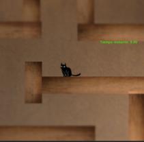 El laberinto de Schrödinger . A Game Design project by Luciano De Liberato         - 12.10.2014