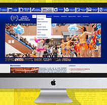 Web Site - Liceo Santa Emilia. Un proyecto de Diseño gráfico, Diseño Web y Desarrollo Web de Darvin García         - 13.10.2014