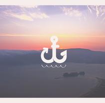 Logo Personal Carlos Garrido. Un proyecto de Br, ing e Identidad, Diseño gráfico y Marketing de TheTrendingMarket - 14-10-2014