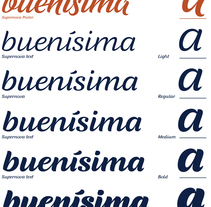 Supernova Typeface. A Design, T, and pograph project by Martina Flor         - 19.10.2014