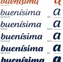 Supernova Typeface thumbnail