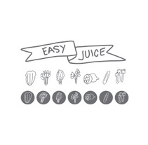 Easy Juice. A Br, ing&Identit project by Miguel Cabrera         - 20.10.2014