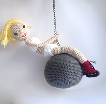 Miley Cyrus. A Crafts, To, and Design project by Carmen Luque - 21-10-2014