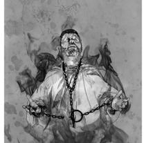Ilustraciones para el libro Miguel Servet, soplo efímero de libertad . Un proyecto de Ilustración de César Calavera Opi - 21-10-2014