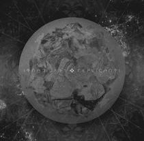 Replicanti - Eons. Um projeto de Ilustração, Design gráfico e Packaging de David Imbernon - 26-10-2014