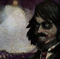 Halloween 2014. Um projeto de Ilustração de Sergio Rodríguez Rodríguez         - 02.11.2014