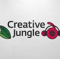 Creative Jungle. Un proyecto de Br e ing e Identidad de Clara Paradinas Paz - Miércoles, 12 de noviembre de 2014 00:00:00 +0100
