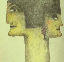Sketchbook. #rachelsthings. Un proyecto de Ilustración, Diseño de personajes y Bellas Artes de Raquel Feria Legrand         - 17.11.2014