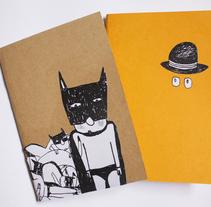 Libretas ilustradas. Um projeto de Design e Ilustração de Clara Gispert Vidal         - 23.11.2014