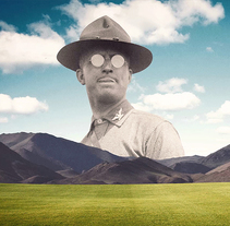 "Proyecto del curso ""Movimiento retro en After Effects"". A Illustration, Motion Graphics, Film, Video, TV, Animation, and Collage project by Joseba Elorza - Nov 25 2014 12:00 AM"