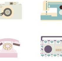 Mi Proyecto del curso Ilustrando el tiempo. Un proyecto de Diseño de DameunaO - 30-11-2014
