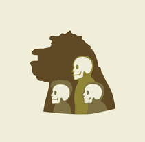 Actores detrás de la mascara Vol.1. Um projeto de Design, Ilustração e Cinema, Vídeo e TV de El niño Vudu         - 01.12.2014