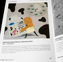 Tecnópolis 2012 INDARG 100. A Design&Illustration project by kilomba         - 04.08.2012