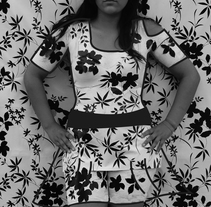 Cuerpos Pintados. A Design project by Cindy Carvajal         - 07.12.2014