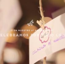 Nonabox - Video corporativo. Un proyecto de Publicidad, Motion Graphics, Cine, vídeo, televisión, Diseño de títulos de crédito y Post-producción de Marta Balsach Solé         - 07.12.2014