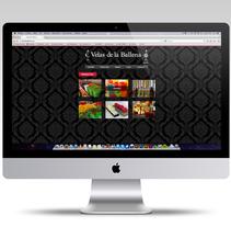 Diseño web. A Web Design project by Mora Dorrego - 08-12-2014