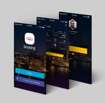 MaltaFly Booking App. Un proyecto de UI / UX de Alessio Pellegrini         - 08.12.2014