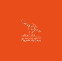 CV | ILUSTRACIÓN. A Illustration project by Diego  M. de Saura         - 12.12.2014