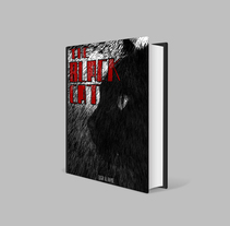 The Black Cat. A Editorial Design, Graphic Design, T, and pograph project by Laura Sala         - 15.12.2014