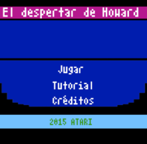 El despertar de Howard. Um projeto de Design de jogos de Luciano De Liberato         - 21.07.2015