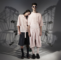 "Colección ""Vida de un bagabundo"" de David Catalán. Um projeto de Fotografia, Moda e Pós-produção de Leticia Jiménez         - 17.12.2014"