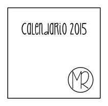 Mi calendario de musicales. Un proyecto de Ilustración de María González Acosta - 22-12-2014
