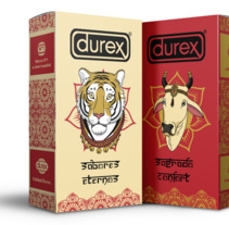 Packaging Durex. A Illustration, Graphic Design, and Packaging project by Ejota DSGN         - 22.12.2014