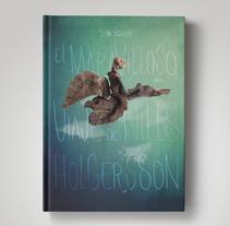 Cubiertas de libro. Um projeto de Ilustração, Artesanato, Design editorial e Colagem de Marina Eiro         - 07.01.2015