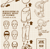 Como fabricar un niño. A Illustration project by Aitor Lubián Sánchez - Jan 02 2015 12:00 AM