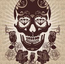 Muerte. Un proyecto de Ilustración de Aitor Lubián Sánchez - 01-01-2015