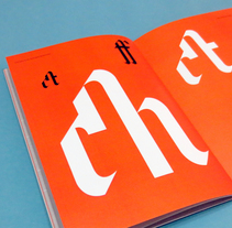 Avel.lí  especimen. A Calligraph, Design, Editorial Design, Graphic Design, T, and pograph project by Andrea Arqués - 01.05.2015