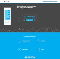 Premios PlayStation. Un proyecto de Diseño y Desarrollo Web de César Martín Ibáñez  - 20-01-2015