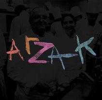 Arzak. Un proyecto de Diseño, Diseño gráfico y Diseño Web de TGA +  - 30-11-2014