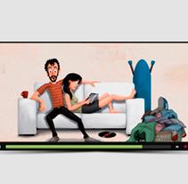 Pressto a domicilio. Um projeto de Design, Ilustração, Motion Graphics e Animação de Ms. Barrons         - 26.01.2015