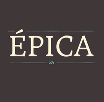 Épica. A T, and pograph project by Oscar  Guerrero Cañizares - 03.15.2014