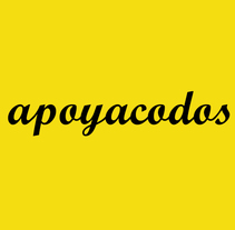 Apoyacodos. A Graphic Design project by @thekarsy         - 06.02.2015