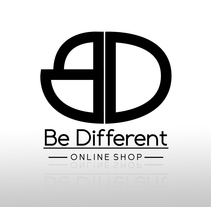 Be Different Shop - Web y Logo. A Br, ing, Identit, Graphic Design, and Web Design project by Rubén Poveda Calderón - 07-10-2015