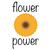 Flower Power - Ilustraciones geométricas. A Illustration project by Magda Noguera - Feb 10 2015 12:00 AM