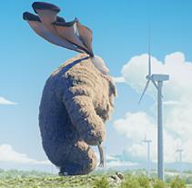 KINONIMBUS - Un día en la vida de un dios - Capítulo 1 : ... hacía calor.... A 3D, Animation, Film, Video, and TV project by Ignacio Mullor - 02.11.2015