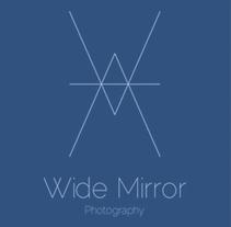 Wide Mirror Photography. A Graphic Design project by Adrian De la hoz - 11-02-2015