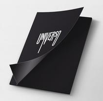UNIVERSO - Editorial design. A Editorial Design, and Graphic Design project by Guillermo Alonso Piñero         - 14.02.2015