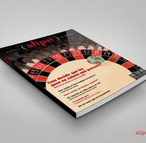 Alipsi. Um projeto de Design editorial de Domingo Melero Pérez         - 14.02.2015