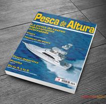 Pesca de Altura. Um projeto de Design editorial de Domingo Melero Pérez         - 14.02.2015