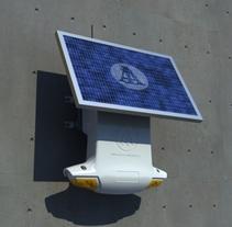 Medidor de la clidad del Aire. Analizer of air quality . Un proyecto de Diseño de producto de Jose Carlos Fernández Morán         - 21.09.2009